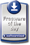 """xVideoServiceThief 2.3"" selected as ""Freeware of the day"" on Softwareload.de"